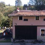 Úklid požáru U Doležalů