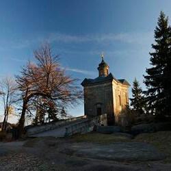 Barokní kaple Panny Marie Sněžné