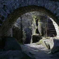 Kamenná brána na Hvězdě