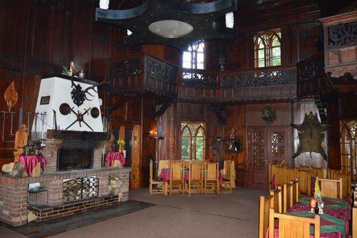 chata Hvězda